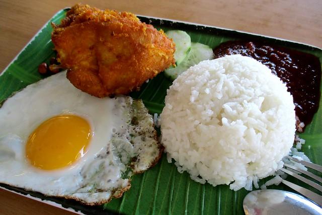 Sri Pelita Permai nasi lemak special 2