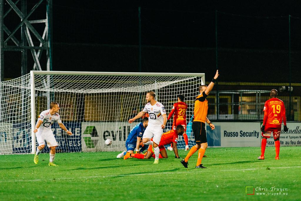 AFC Tubize - KV Mechelen (30/10/2018)