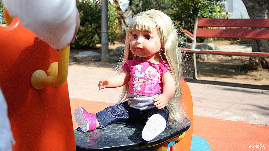 La muñeca Sister de Babyborn + SORTEO