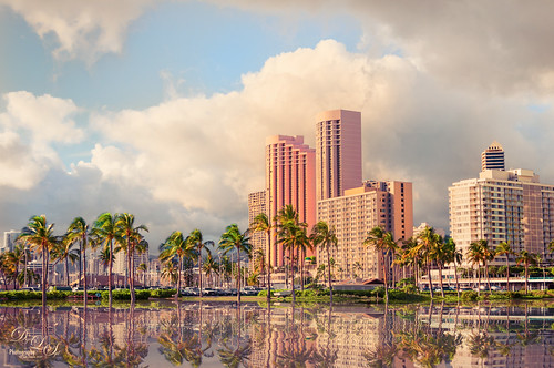 Image of hotels in Oahu
