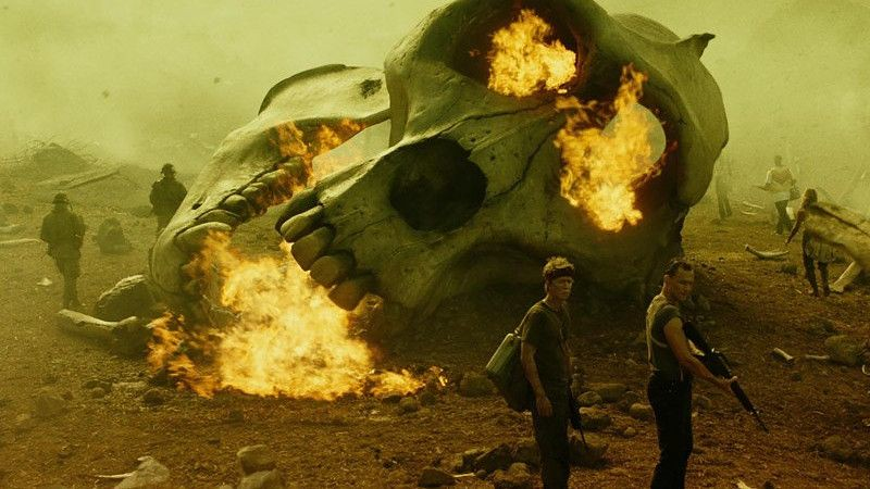 Kong Skull Island Filming Locations
