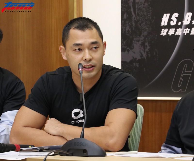 球學創辦人何凱成。(行大昀/攝)