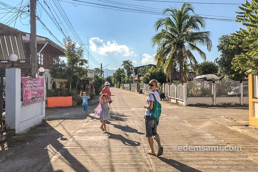 Пхрао Чиангмай Таиланд