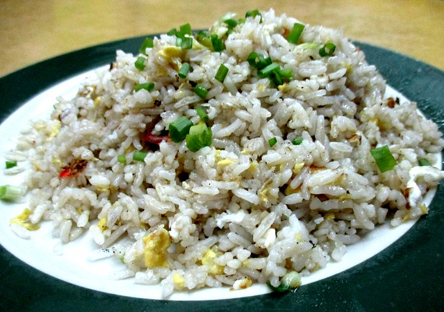 Colourful Cafe fried rice