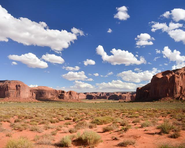 Preciosos paisajes que ver en Monument Valley