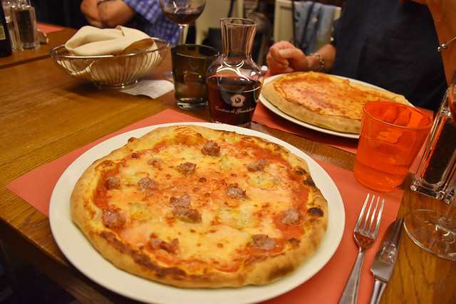 Pizza , Bella Napoli, Verona, Italy