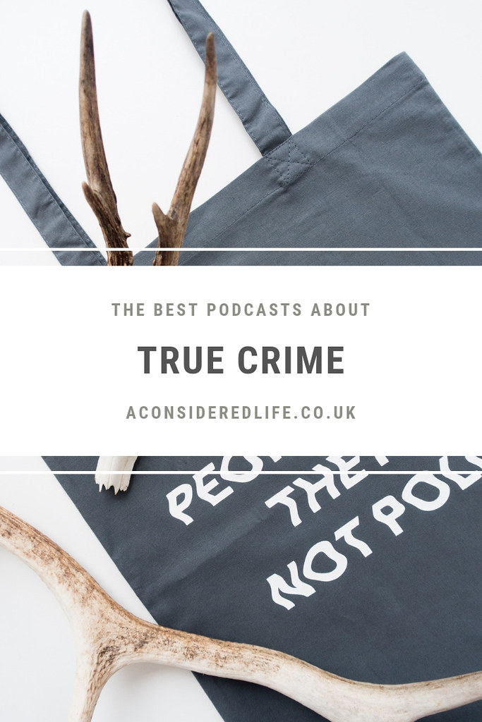 5 More True Crime Podcasts