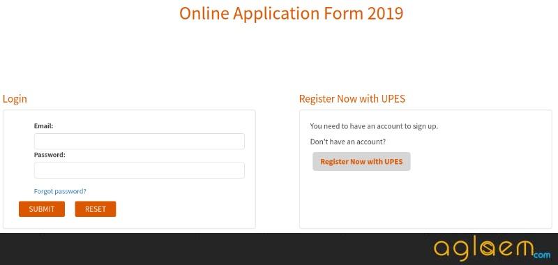 UPES 2020 Login