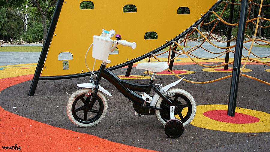 transformar una bici de niños