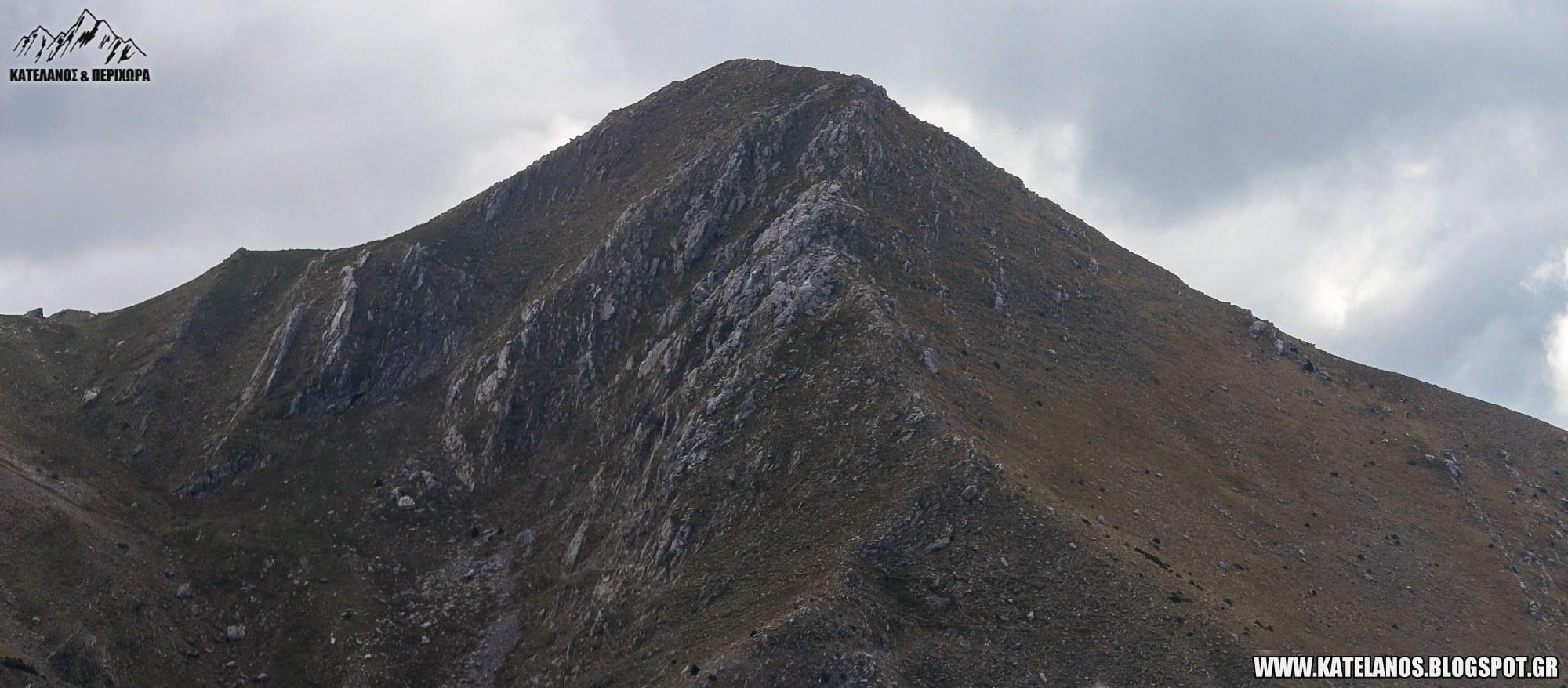 βουνοκορφές αιτωλοακαρνανίας