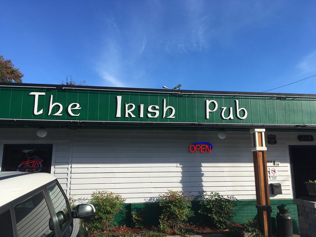 An Irish Pub Roundup – Part 3, The Greenville Pubs