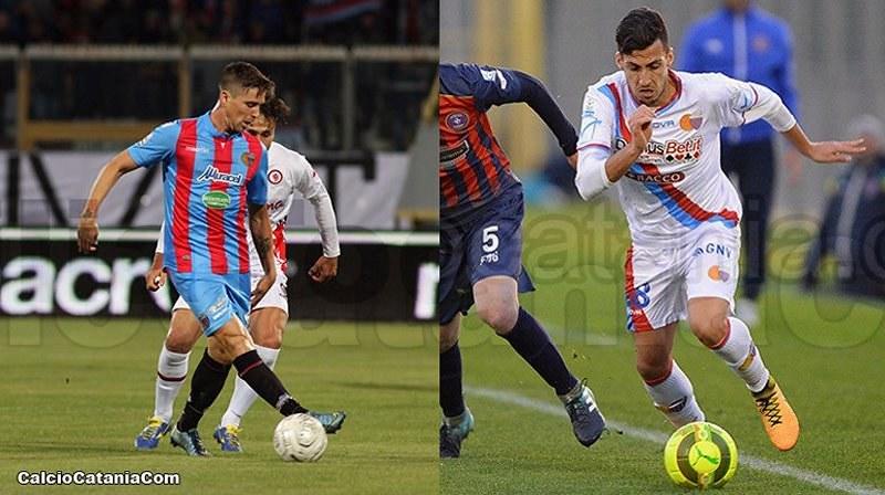Paganese-Catania, ex: Fornito e Musacci, insidie azzurrostellate...