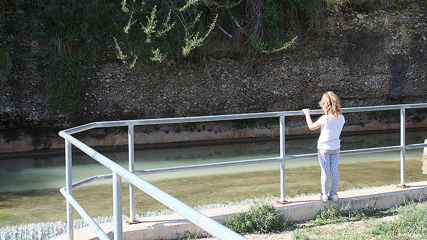río Mijares ruta de Calduch