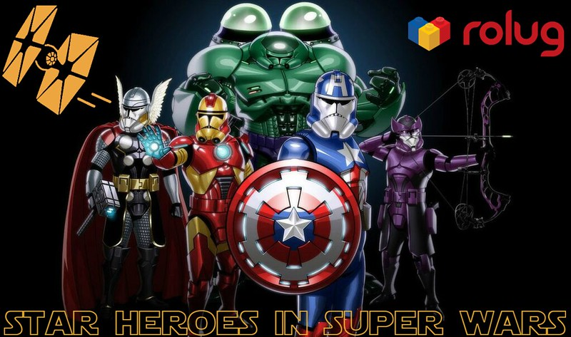 Concurs RoLUG Star Heroes in Super Wars