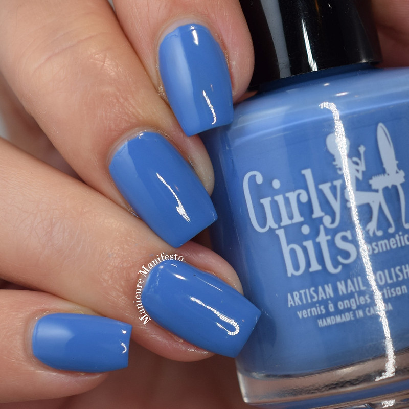 Girly Bits Forget Me Not
