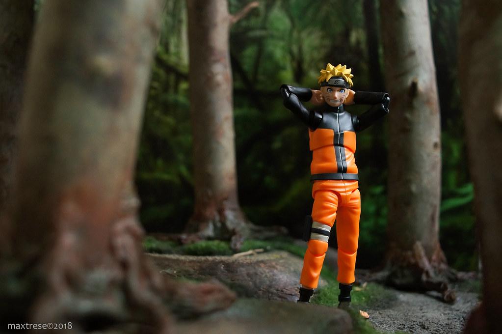 SHF Naruto Sennin Mode