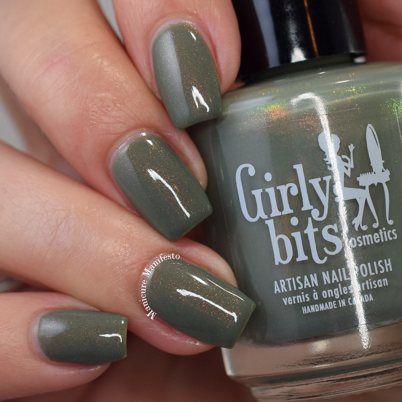 Girly Bits We Olive Pee