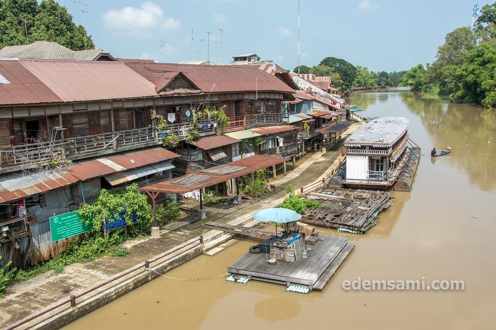 Супханбури Таиланд интересное