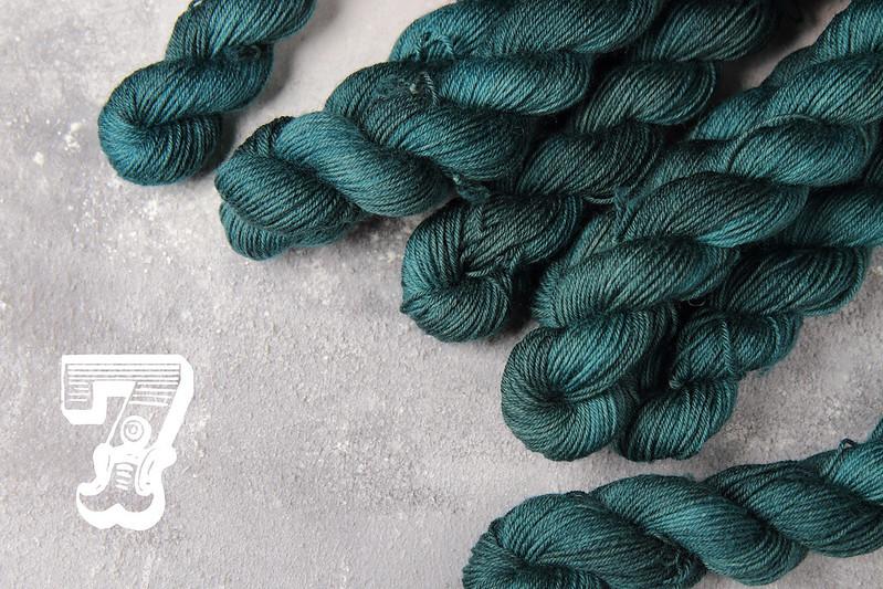 Day 7's yarn