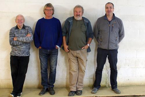 06/10/2018 - Plougasnou : Concours de boules plombées en doublette mêlée