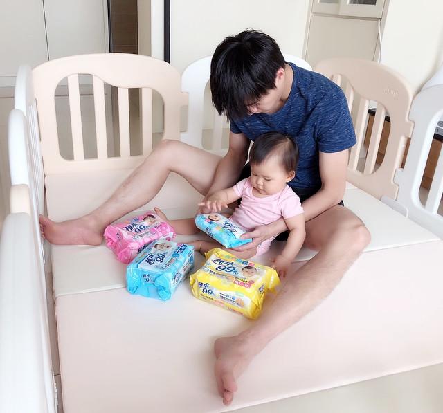 江宏傑與女兒小小愛。(江宏傑提供)