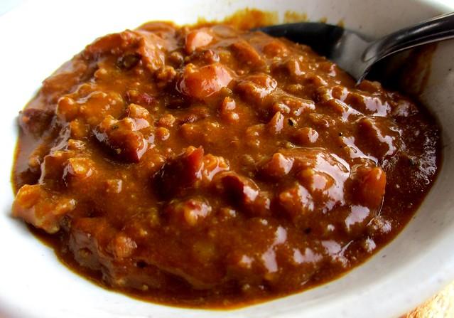 Kacang pool gravy