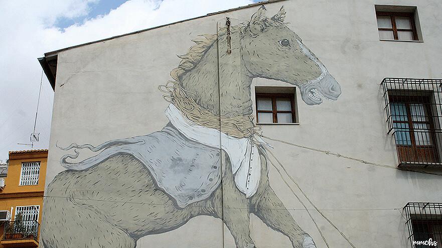 arte urbano barrio del Carmen Valencia