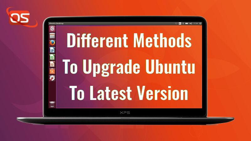 Upgrade-Ubuntu