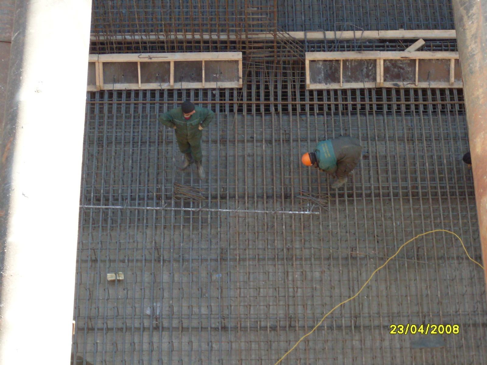 Использование арматуры большого диаметра при производстве строительно-монтажных работ