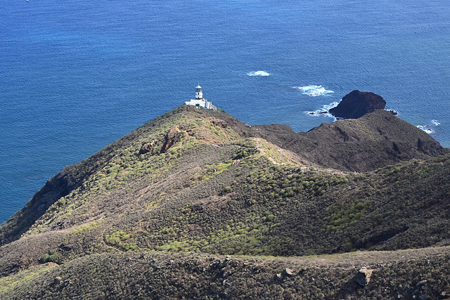 Path in Anaga, Tenerife