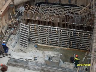 Монолитные работы при строительстве