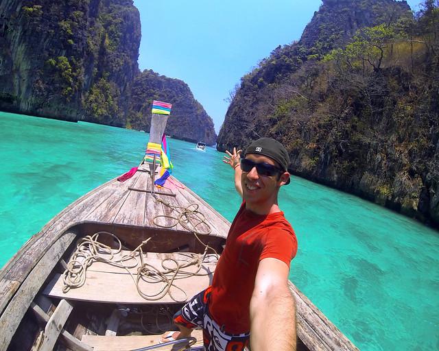 De ruta por Tailandia y las playas del sur