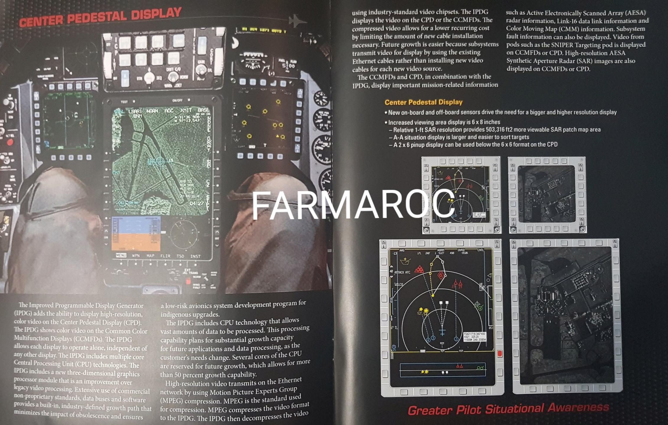The Moroccan F-16V Viper / Block 72 program - Page 4 45580115102_49f75c6a58_o