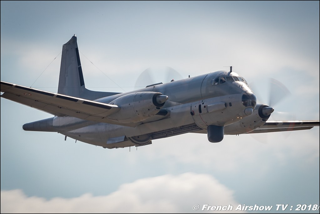 Breguet Atlantic 2 ATL 2 Marine National Meeting de l Air BA-133 Nancy Ochey 2018 FOSA Armee de l Air Canon Sigma France contemporary lens Meeting Aerien 2018