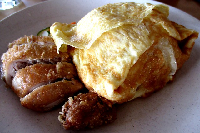 Thomson Corner Pattaya chicken rice