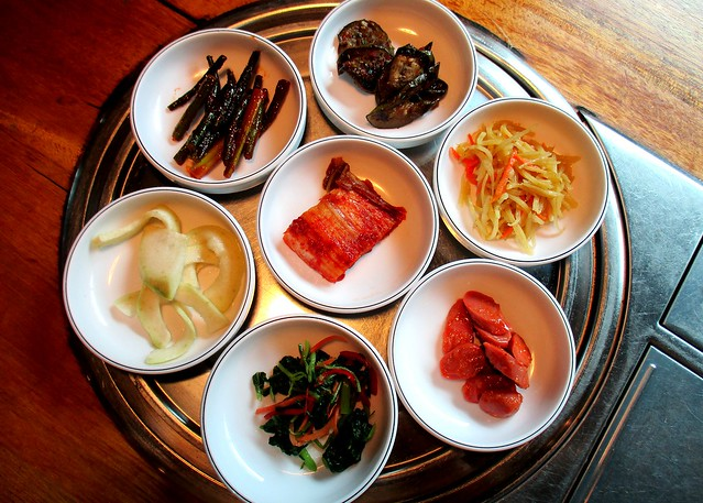Kimchee Korean Bar.BQ entrees