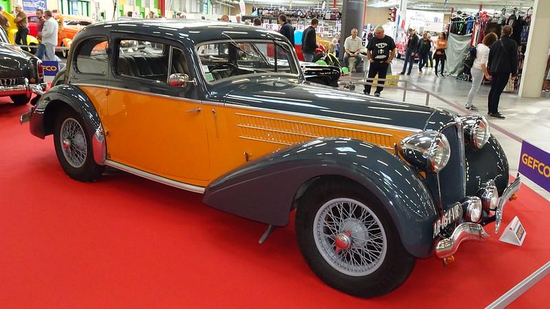 Delahaye type 135 MS 1938 carrossée Henri Chapron 44598627594_1ff4c8d84d_c