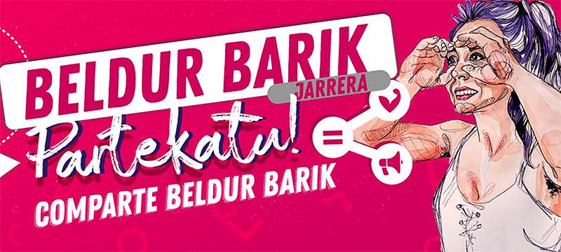 Imagen promocional de la IX edici�n de Beldur Barik