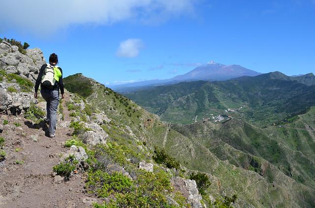 Path in Teno, Tenerife