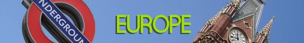 Europan Wonders