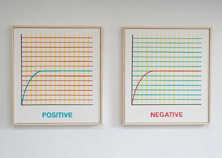 Positive Negative by Ben Siekierski
