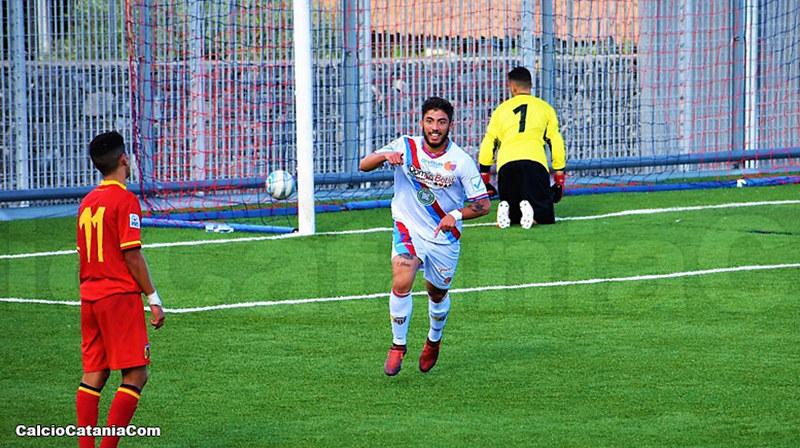 Luigi Rossitto, attaccante classe 2001 (foto di Daniele Sicilia)