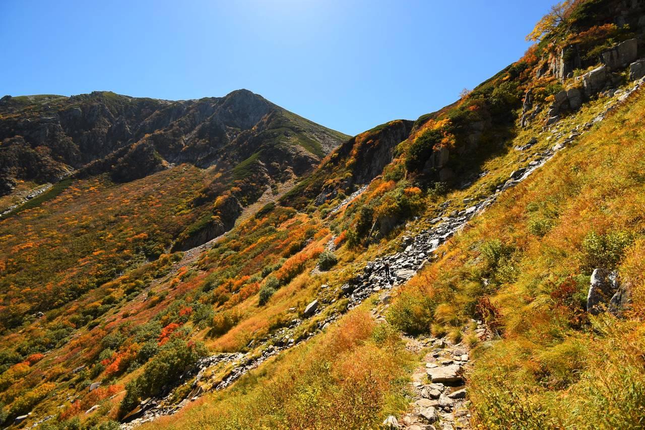 木曽駒ヶ岳~濃ヶ池 周回登山