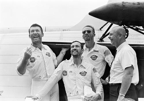 "50 Years Ago: Apollo 7 Ends, ""101% Successful"""