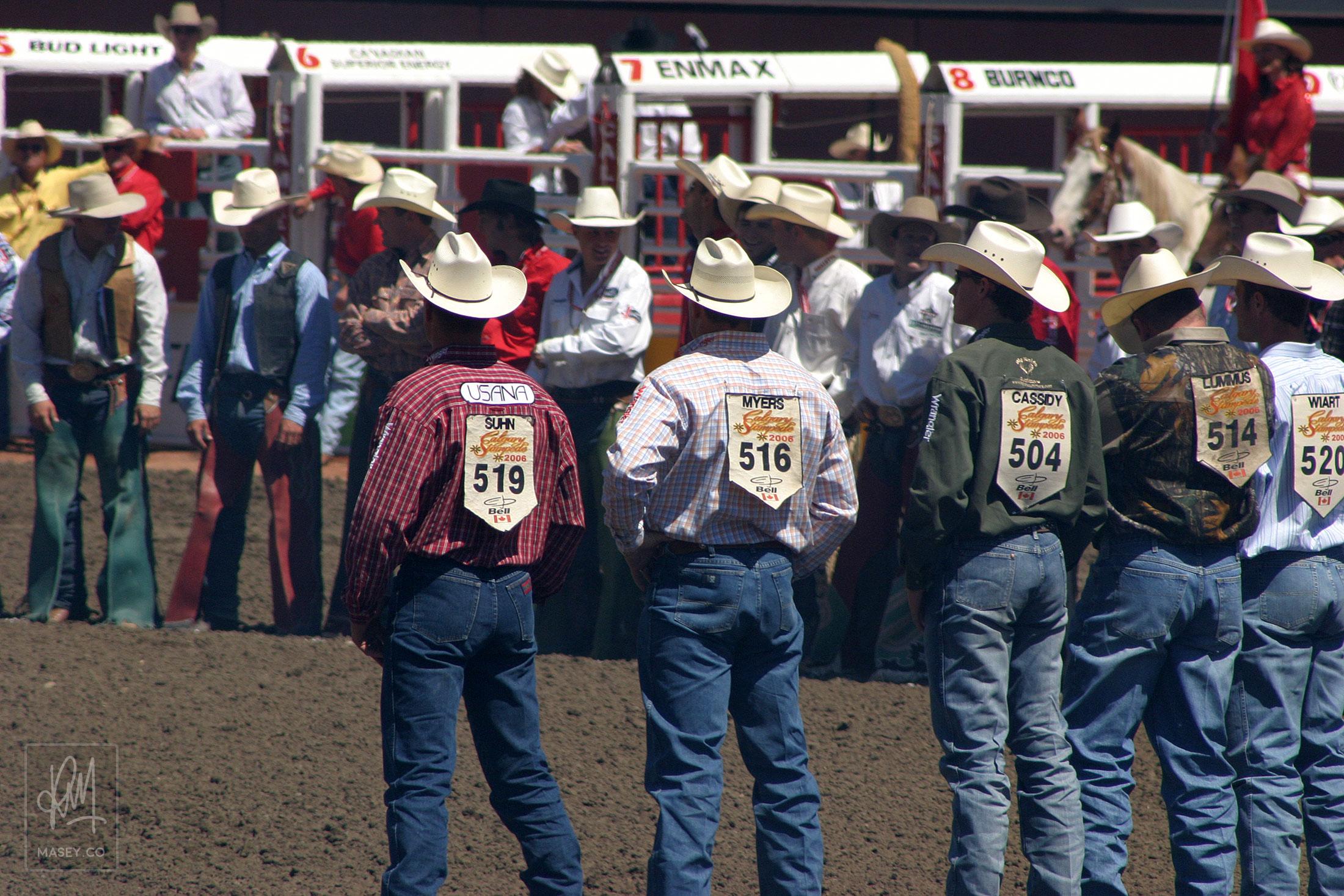 Calgary Stampede 2006