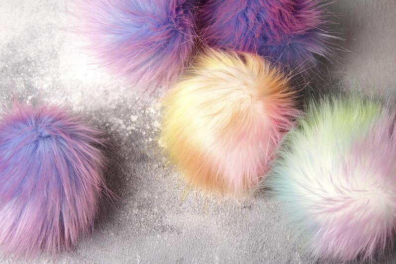 Handmade Pompom by Heaven Hooked Crochet