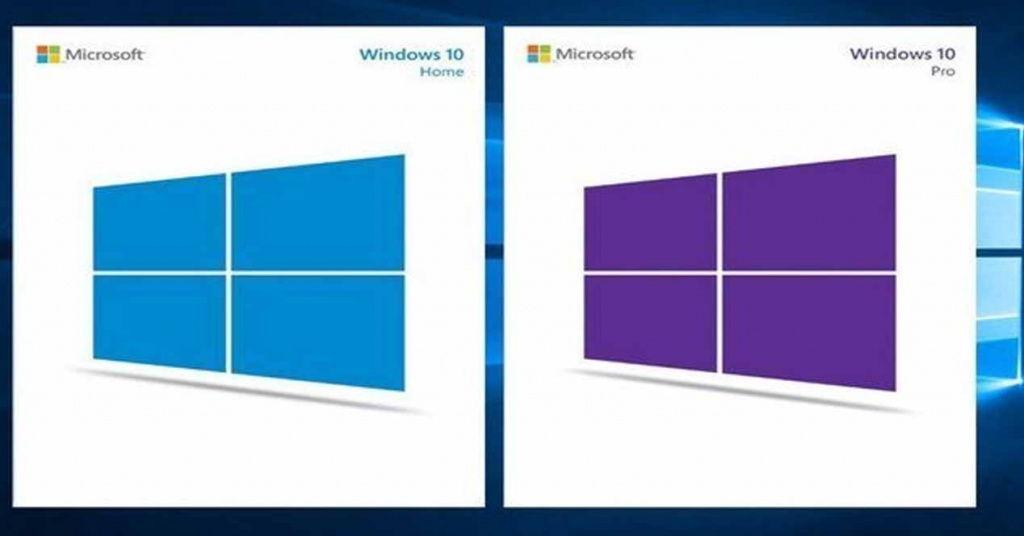 Cómo cambiar de una edición a otra de Windows 10