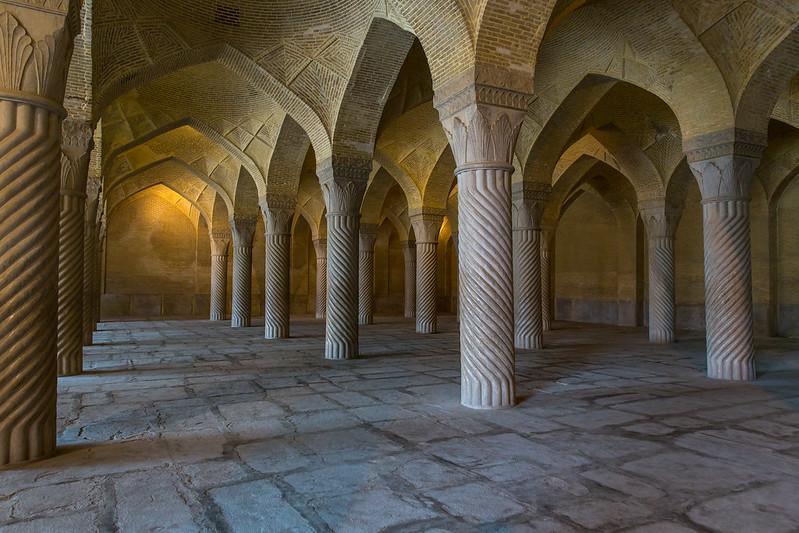 Иран. Часть 5. Шираз и Персеполис