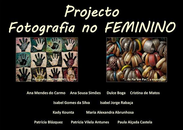 Fotografia no FEMININO