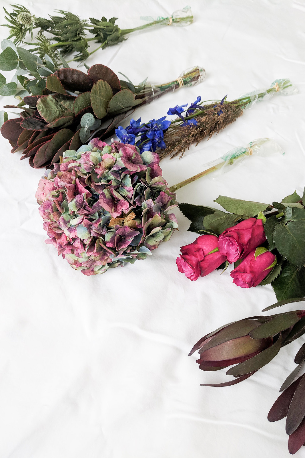 Making The Most Of A Bouquet